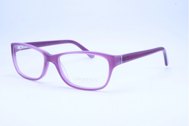Christie's szemüveg