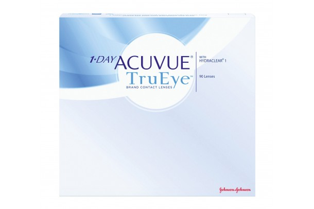 1-DAY ACUVUE® TruEye® kontaktlencse (90db/doboz)