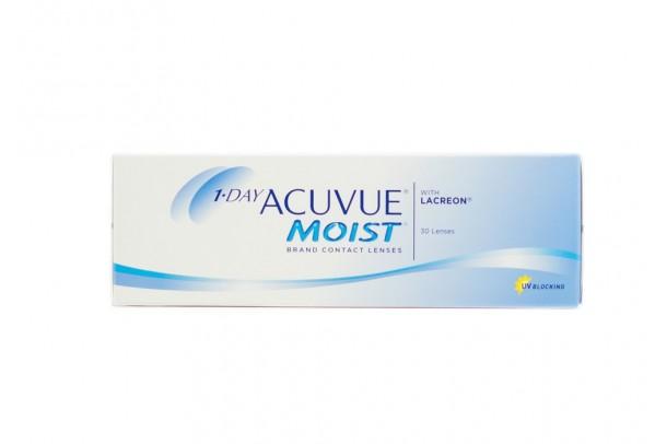 1-DAY ACUVUE® MOIST kontaktlencse (30db/doboz)