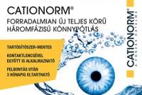 Cationorm szemcsepp 10 ml