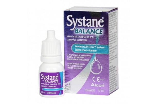 Systane Balance szemcsepp 10 ml