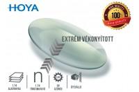 Hoya 1,74 szuper felületkezeléssel ellátott minőségi szemüveglencse