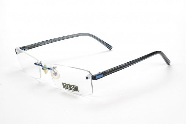 B&W szemüveg