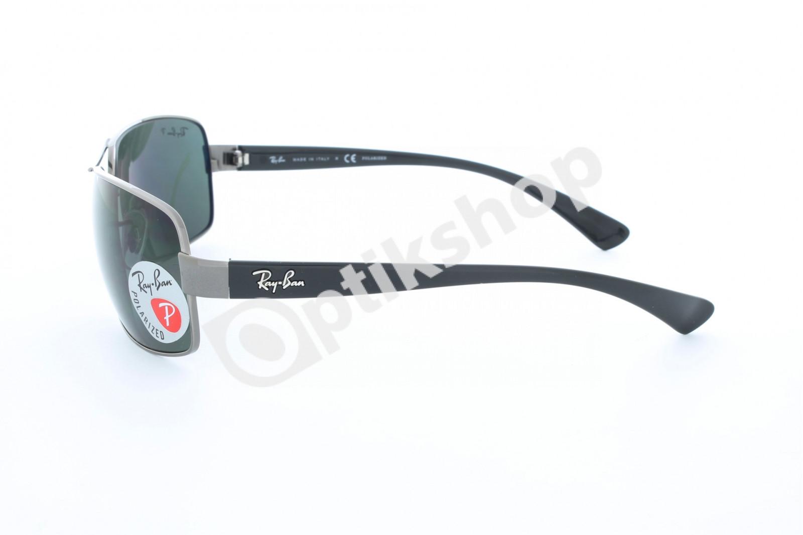 Ray-Ban - RB3379 004 58 64-15-130 3P napszemüvegek d992397e8d