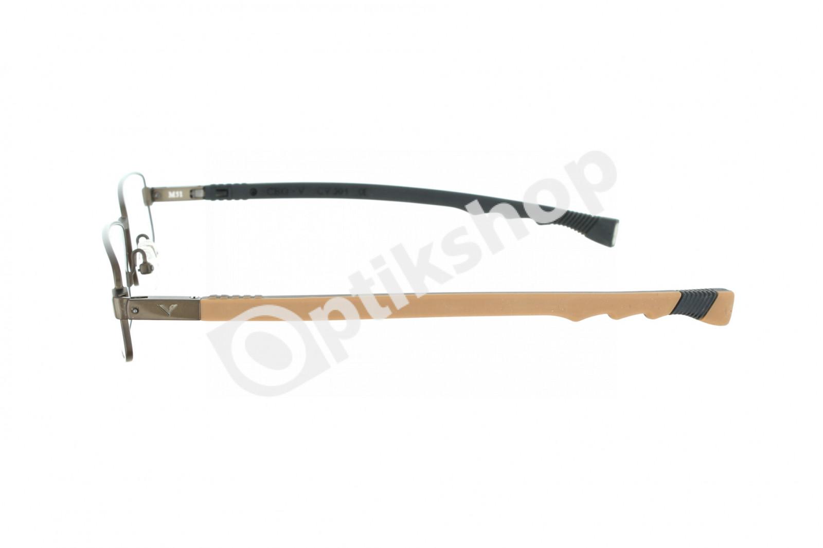 CEO-V - CV 304 BR T1-10 54-16-135 szemüvegkeretek 523de22a41