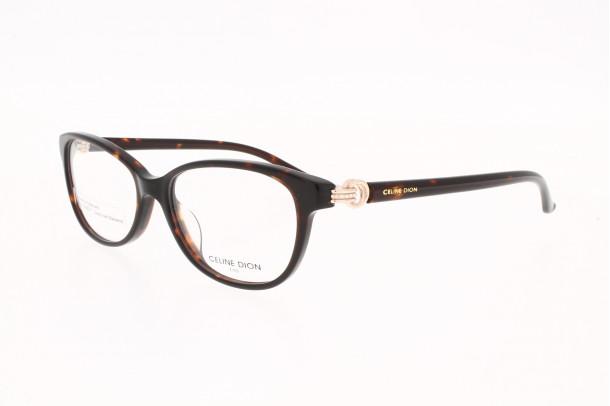 Celine Dion titánium szemüveg