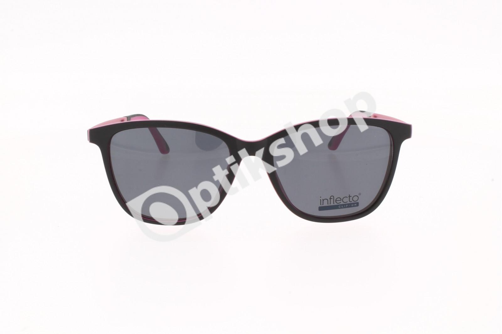 Clip on szemüvegkeret