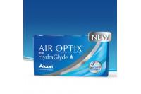 Air Optix Plus HydraGlyde kontaktlencse