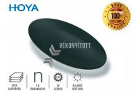Hoya 1,6 normál felületkezeléssel ellátott minőségi napszemüveglencse