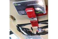 Autós szemüveg tartó