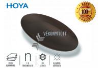 Hoya 1,6 Sensity fényresötétedő extra felületkezeléssel ellátott minőségi szemüveglencse