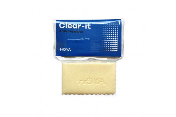 Hoya Clear-it páramentesítő törlőkendő