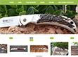 kezmuvesajandek.com Kézműves ajándék és kés webshop
